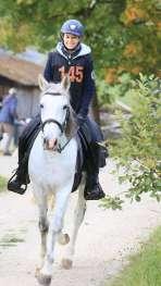Distance riding with Iberosattel