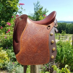 Alpha Vaquero - Working Equitation Sattel