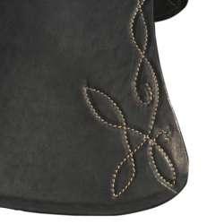 Amazona Dressage Comfort 3000 - Zierbild am Sattelblatt