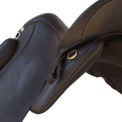 Amazona Dressage Comfort 3000 - schlicht - Reitsattel für Dressur