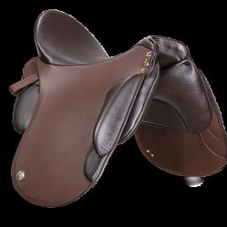 Amazona Dressage Comfort 2000 in braun