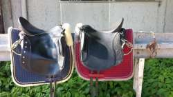 Dressage saddles - Amazona Dressage Comfort
