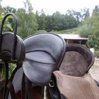 Kindersitz Sattel Pferd von Iberosattel