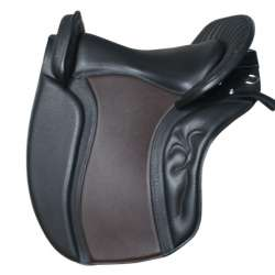 Ibero Barock Compact - only 44 cm saddle length!