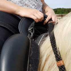 Sattel für Behinderte
