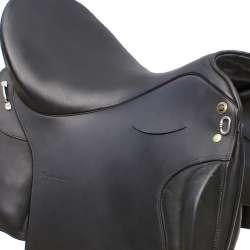 Amazona Dressage Comfort 2000 - schlicht schwarz