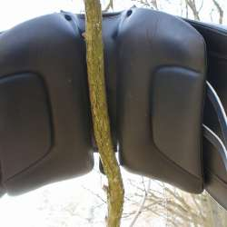 Ibero Amazona Comfort - Pad and spine freedom