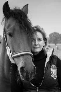 """PRE Paard """"Six Pack"""" met Katja L."""