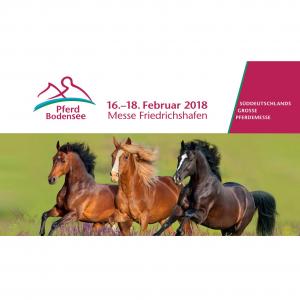 Fachmesse Pferd Bodensee – Iberosattel ist dabei!