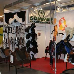 """Messe-News: Keine """"Faszination Pferd"""" für Iberosattel!"""