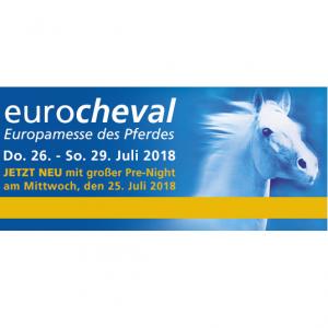 Iberosattel auf Süddeutschlands größter Pferdemesse Eurocheval