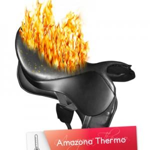 Weltneuheit! Amazona Thermo sorgt für Kuschelfeeling im Sattel bei klirrender Kälte!